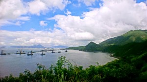 View of West Lantau from the Shum Wat theodolite station