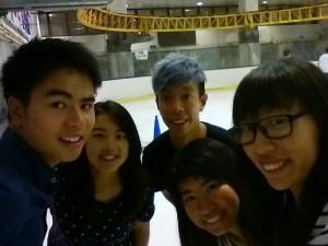 Final Day - Ice Skating